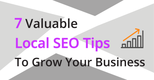 7 Valuable Local SEO Tips Header Image