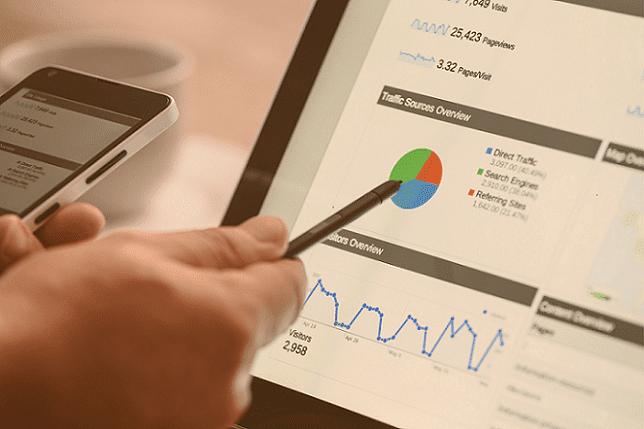 SEO Services_SEO Analysis on Computer Screen