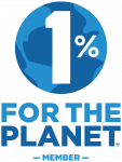 1% for the Planet Business Member Logo_Full Color